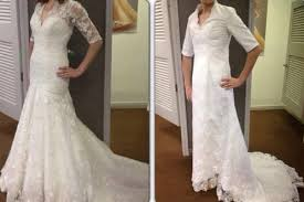 these terrible knockoffs are why you shouldn u0027t buy a wedding dress