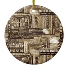 musical theatre ornaments u0026 keepsake ornaments zazzle