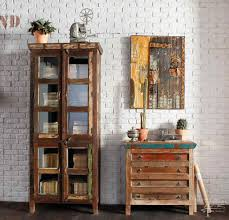 Wohnzimmer Ideen Cappuccino Ideen Kühles Unbehandelte Ziegelwand Wandgestaltung Im Bad 25