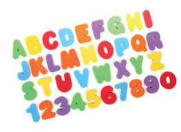 types of 3d letters and foam letters foam magnets letters