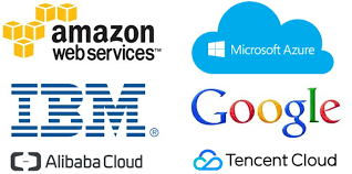 alibaba tencent amazon microsoft google competing for cloud business alibaba and
