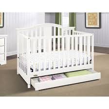 Graco Charleston Convertible Crib White by Graco Crib Trundle Drawer Creative Ideas Of Baby Cribs
