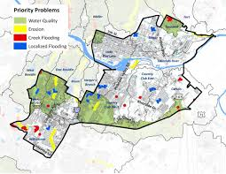 Austin City Council District Map by District 3 Watershed Profile Watershed Protection Austintexas