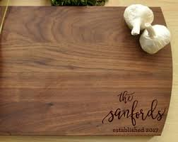 wedding cutting board on sale 15 personalized cutting board engraved cutting