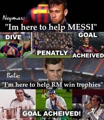 Neymar Memes - soccer memes on twitter bale and neymar http t co iobslh5wbi