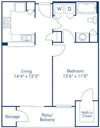 studio 1 2 bedroom apartments in phoenix az camden copper square unit