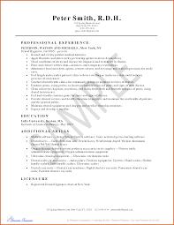 dental hygienist resume dental hygienist resume resume name