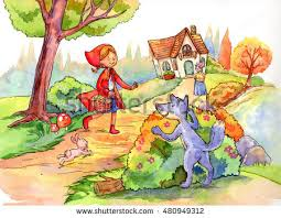 red riding hood stock images royalty free images u0026 vectors