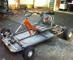 how to make a go kart 14 steps with pictures