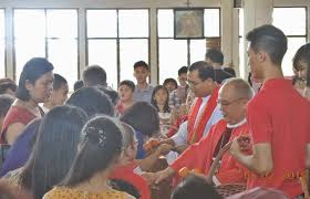 thanksgiving homily news update diocese of sandakan chinese new year thanksgiving