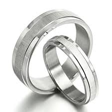 titanium wedding rings gemini free engrave groom matching anniversary