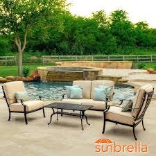 outdoor sectional furniture sunbrella lunex info
