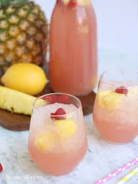 easy pink party punch recipe pink party punches punch recipes