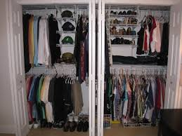 Closet Organizers Ideas by Beautiful Organizing A Small Closet Tips Roselawnlutheran