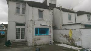 Exterior House Painting On Cardonald Painting And Decorating
