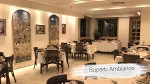 ambassador hotel al diwan restaurant jerusalem maranatha tours