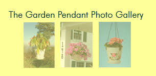 garden pendant collection