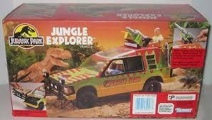 jurassic park jungle explorer jurassic park jungle explorer vehicle for 5 inch figures jurassic