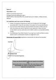 motivation letter motivation letter for millwright learnership 2017 letter format