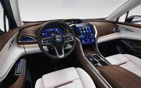 lexus suv rx 2017 interior comparison subaru viziv 7 concept ascent 2018 vs lexus rx
