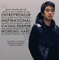 Entrepreneur Meme - best motivational quote meme ever the fastlane entrepreneur forum