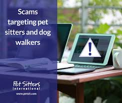 pet sitter e mail scams