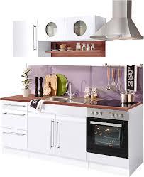 küche mit e geräten küchenzeile held möbel keitum mit e geräten 210 cm breite