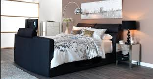 Tv Bed Frames Cool Beds With Built In Tv Homesfeed