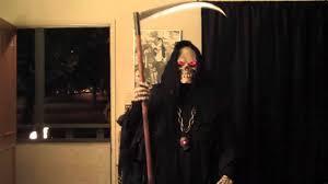 Death Costumes Halloween Grim Reaper