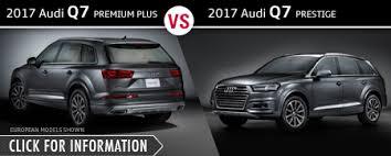 audi premium vs premium plus audi suv model comparisons naperville il