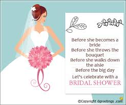 bridal shower wording bridal shower invitation wording