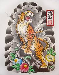 30 best tattoo tiger images on pinterest japanese tiger tattoo