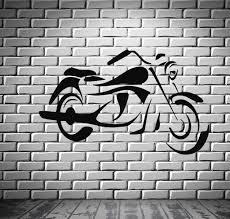 bike sport race motor speed extreme mural wall art decor vinyl bike sport race motor speed extreme mural wall art decor vinyl sticker z644