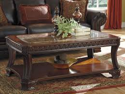 Coffee And End Table Set Montego 2pcs Traditional Rectangular Cocktail Coffee End