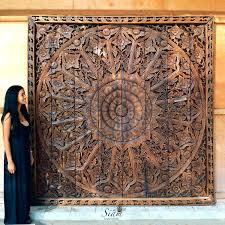 wall ideas carved wall decor carved wall decor target