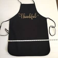 thanksgiving apron thanksgiving apron thankful