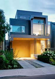 flat roof modern house architecture beautiful exterior ideas for modern house design