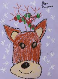 cassie stephens how to draw a reindeer