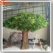 btr012 gnw artificial tree ficus 8ft high for hotel restaurant