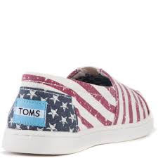 Flag Toms Toms For Kids Classic Americana Canvas Flag