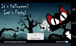 Halloween Birthday Ecards Halloween Greetings Android Apps On Google Play