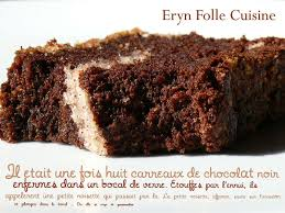 eryn folle cuisine cake marbré noisettes chocolat façon financier croccanti blancs