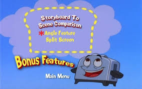 The Brave Little Toaster Dvd The Brave Little Toaster To The Rescue 1997 Dvd Movie Menus