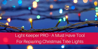 troubleshooting christmas tree lights light keeper pro a must have tool for repairing lights on your pre