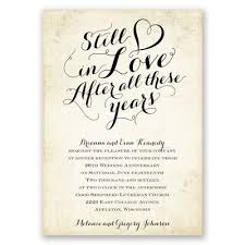 best 25 wedding anniversary invitations ideas on