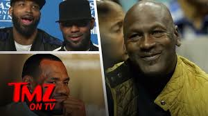 is lebron bald tmz tv yt