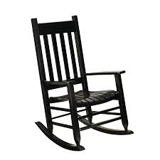 Black Rocking Chair For Nursery Black Rocking Chair Hixathens