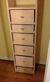 ana white closet tower from scraps diy projects