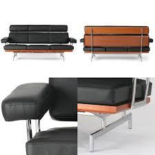 chaoscollection rakuten global market eames sofa 3 seat leather