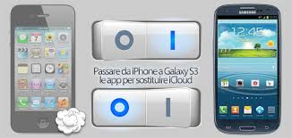 icloud to android passare da iphone a galaxy s3 app per sostituire icloud per android